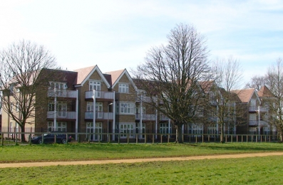 Peel House, Newmarket Front 2